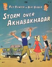 Piet Pienter en Bert Bibber -12a74- Storm over Akhabakhadar