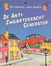 Piet Pienter en Bert Bibber -13a75- De anti-zwaartekracht-generator