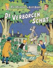 Piet Pienter en Bert Bibber -16a76- De verborgen schat