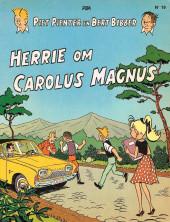 Piet Pienter en Bert Bibber -19a76- Herrie om Carolus Magnus