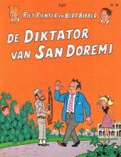 Piet Pienter en Bert Bibber -20a76- De diktator van San Doremi