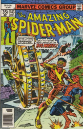 Amazing Spider-Man (The) (1963) -183- ...And Where The Big Wheel Stops, Nobody Knows!