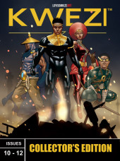 Kwezi Collector's Edition -4- Book 4