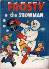 Four Color Comics (Dell - 1942) -435- Frosty the Snowman