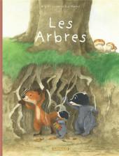 La famille Blaireau-Renard -2- Les arbres