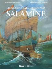 Les grandes batailles navales -10- Salamine