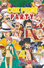 One Piece Party -4- Tome 4