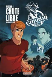Cherub -4- Chute libre