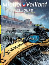 Michel Vaillant - Nouvelle saison -8ES- 13 jours (WIP)