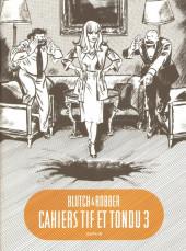 Tif et Tondu -Cah03- Cahiers Tif et Tondu 3