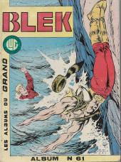Blek (Les albums du Grand) -Rec61- Album n°61 ( du n°424 au n°426)