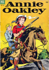 Four Color Comics (Dell - 1942) -438- Annie Oakley