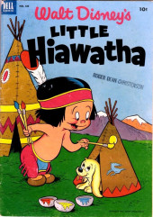 Four Color Comics (Dell - 1942) -439- Little Hiawatha