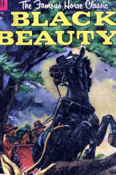 Four Color Comics (Dell - 1942) -440- The Famous Horse Classic, Black Beauty