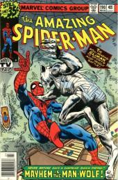 Amazing Spider-Man (The) Vol.1 (Marvel comics - 1963) -190- Mayhem Is the Man-Wolf!