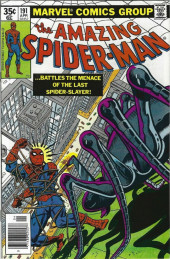 Amazing Spider-Man (The) (1963) -191- ...Battles the Menace of the Last Spider-Slayer!
