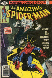 Amazing Spider-Man (The) (1963) -194- Never Let the Black Cat Cross Your Path!