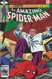 Amazing Spider-Man (The) (1963) -197- The Kingpin Is Back! Deadlier Than Ever!