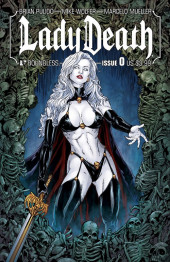 Lady Death (2010) -0- Issue 0
