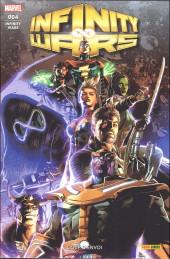 Infinity Wars -4- Coup d'envoi