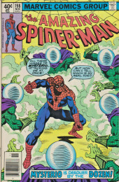 Amazing Spider-Man (The) (1963) -198- Mysterio Is deadlier by the Dozen!