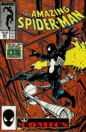 Amazing Spider-Man (The) Vol.1 (Marvel comics - 1963) -291- Dark Journey!