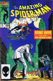 Amazing Spider-Man (The) (1963) -286- Gang War Part Three Thy Father's Son!