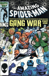 Amazing Spider-Man (The) (1963) -284- Gang War Part One