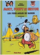 Moky, Poupy et Nestor -15- Les pieds-agiles en danger
