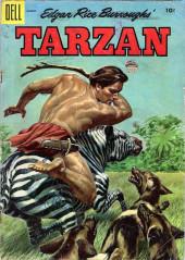 Tarzan (Dell - 1948) -71- (sans titre)