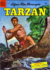 Tarzan (Dell - 1948) -72- (sans titre)