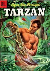 Tarzan (Dell - 1948) -73- (sans titre)