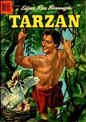 Tarzan (Dell - 1948) -74- (sans titre)