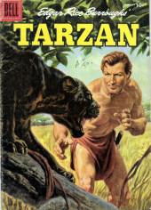 Tarzan (Dell - 1948) -77- (sans titre)