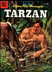 Tarzan (Dell - 1948) -78- (sans titre)