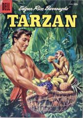 Tarzan (Dell - 1948) -79- (sans titre)