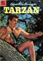 Tarzan (Dell - 1948) -80- (sans titre)