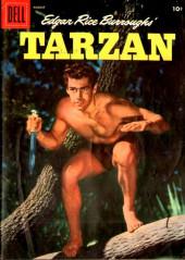 Tarzan (Dell - 1948) -83- (sans titre)