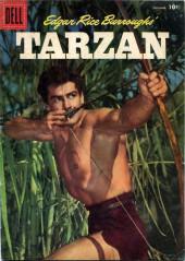 Tarzan (Dell - 1948) -84- (sans titre)