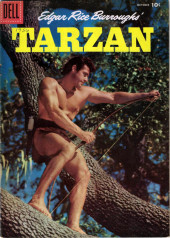 Tarzan (Dell - 1948) -85- (sans titre)
