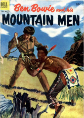 Four Color Comics (Dell - 1942) -443- Ben Bowie and his Mountain Men