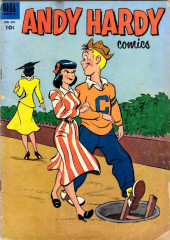 Four Color Comics (Dell - 1942) -447- Andy Hardy Comics