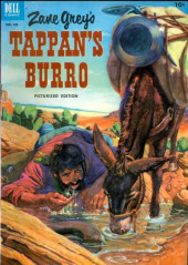 Four Color Comics (Dell - 1942) -449- Zane Grey's Tappan's Burro