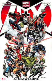 A+X (2012) -INT01- Volume 1: A+X=Awesome