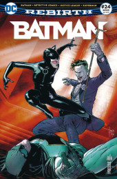 Batman Rebirth (DC Presse) -24- Tome 24