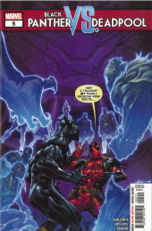 Black Panther VS. Deadpool -5- Conclusion: Take Down The Bad Guy!