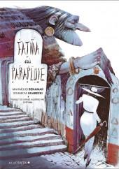 Fatma au parapluie -1- Fatma au Parapluie