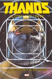 Thanos : La Trilogie de l'infini (2018) -2- Thanos : Le conflit de l'infini
