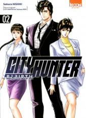 City Hunter - Rebirth -2- Tome 2