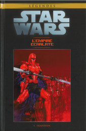 Star Wars - Légendes - La Collection (Hachette) -9176- L'empire Ecarlate - I. Trahison